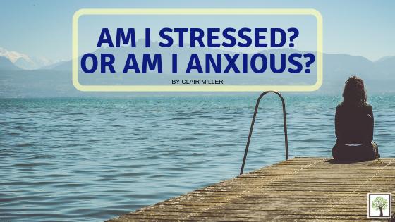 Am I Stressed Or Am I Anxious?